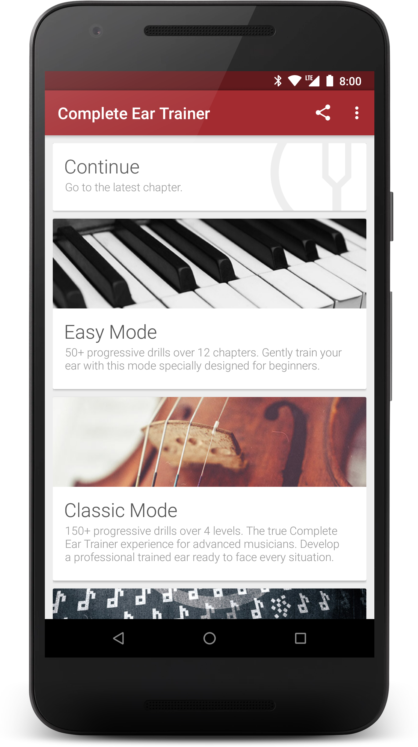 Complete Ear Trainer – The ultimate ear training app for musicians